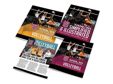 2019 NFHS Volleyball Package
