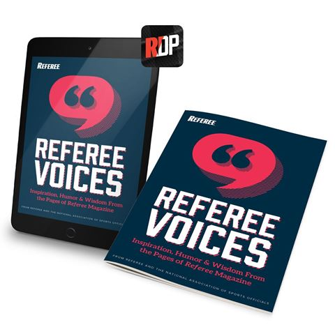 Referee Voices - Print + Digital Combo