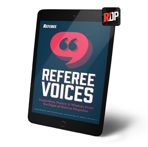Referee Voices - Digital Copy