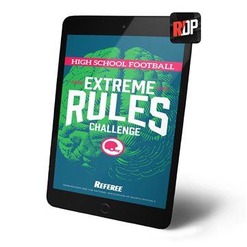 Extreme Rules Challenge High School Football - Digital Version