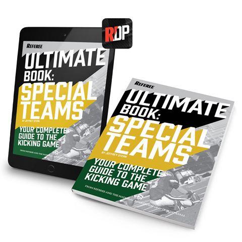 Ultimate Book: Special Teams- Print + Digital Combo
