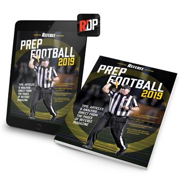 2019 Prep Football Annual Edition - Print + Digital Combo