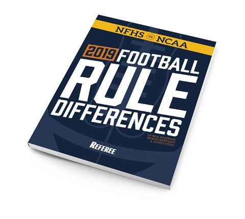 2019 Football Rule Differences