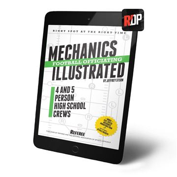 2018 High School Football Mechanics Illustrated- Digital Version