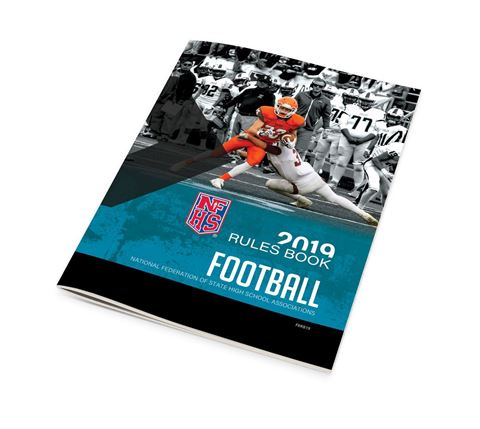 2019 NFHS Football Rules Book