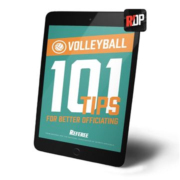 101 Tips For Volleyball - Digital Version