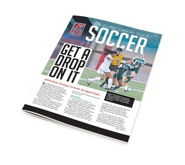 2019-20 NFHS Soccer Preseason Guide