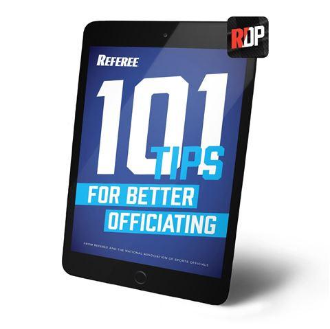 10Tips For Better Officiating - Digital Version