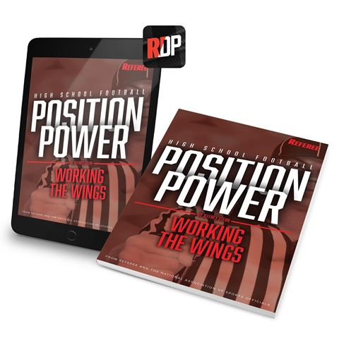 Position Power: Working the Wings- Print + Digital Combo