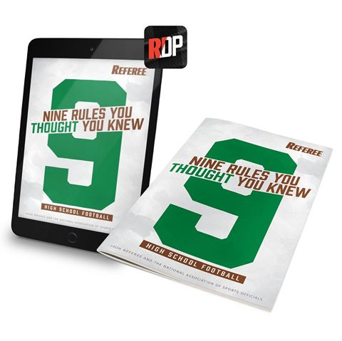 9 Rules You Thought You Knew For Football- Print + Digital Combo