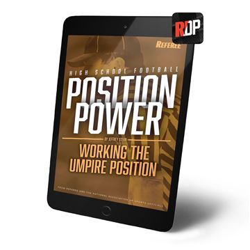 Position Power: Working The Umpire Position- Digital Version
