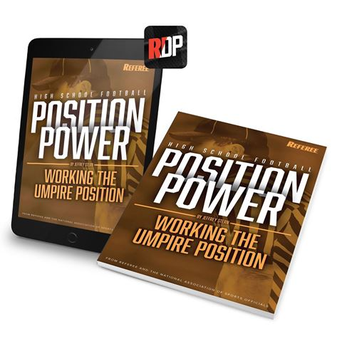 Position Power: Working The Umpire Position - Print + Digital Combo