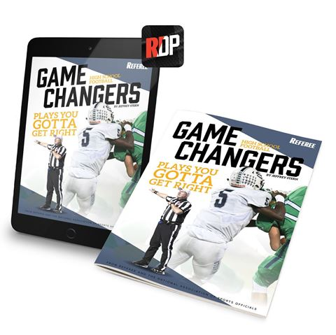 High School Football Game Changers: Plays You Gotta Get Right- Print + Digital Combo