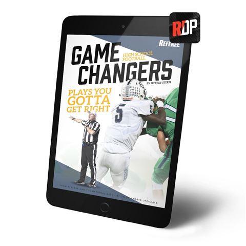 High School Football Game Changers: Plays You Gotta Get Right- Digital Version