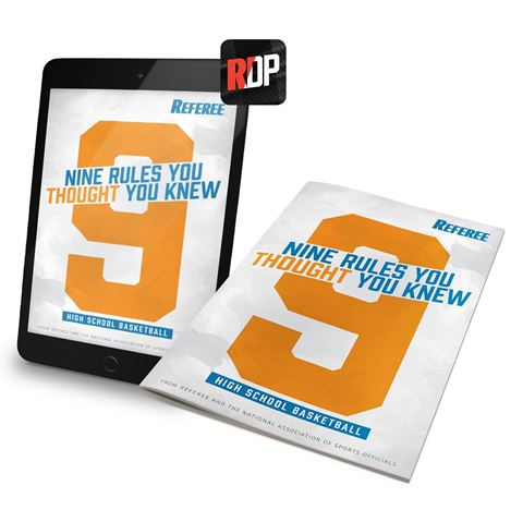 9 Rules You Thought You Knew For Basketball- Print + Digital Combo