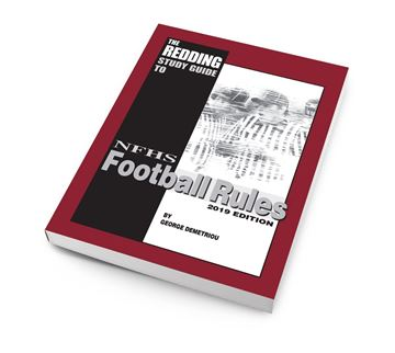 The 2019 Redding Study Guide to NFHS Football Rules