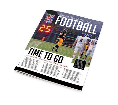 2019 NFHS High School Football Preseason Guide