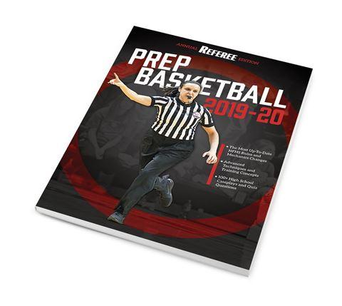 2019-20 Prep Basketball - Referee Special Edition - Volume 3