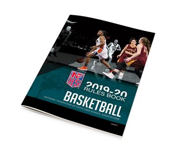 2019-20 NFHS Baskeball Rules Book