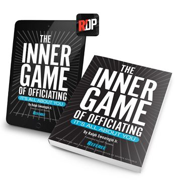The Inner Game of Officiating