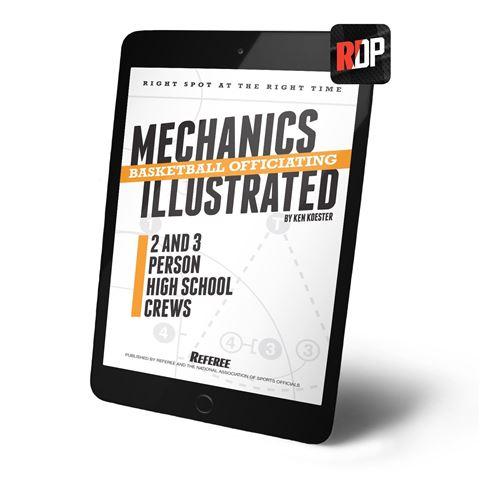 2019-20 Basketball Mechanics Illustrated