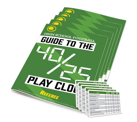 40-25 Playclock- Crew Package