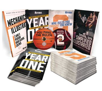 Complete NIRSA Basketball Training Kit - INCLUDES HANDOUTS!