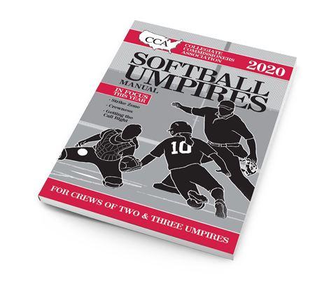 2020 CCA Softball Umpires Manual