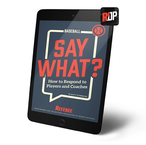 Say What? How To Respond To Baseball Players And Coaches