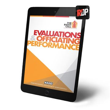 Evaluations and Officiating Performance