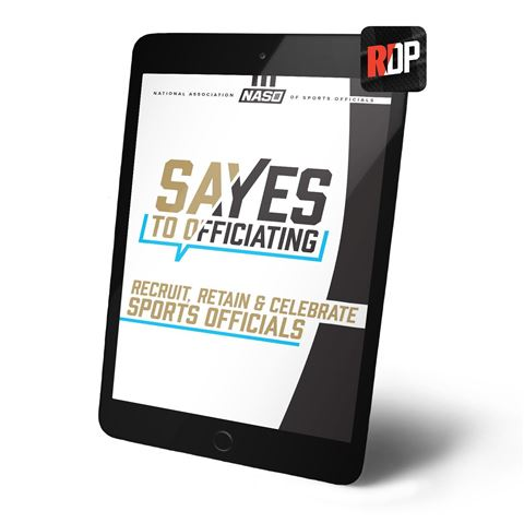 Say Yes to Officiating