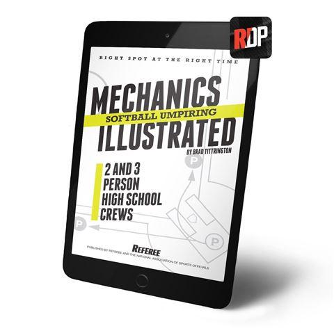 2020 Softball Mechanics Illustrated