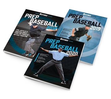 Prep Baseball Package - Get All Three Volumes