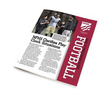 2020 NFHS High School Football Preseason Guide