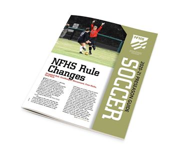 2020-21 NFHS Soccer Preseason Guide