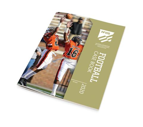2020 NFHS Football Case Book