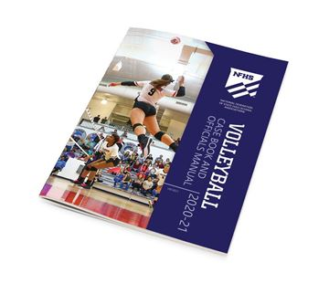 2020 NFHS Volleyball Case Book