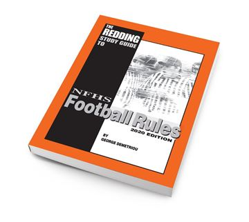 2020 Redding Study Guide To NFHS Football Rules