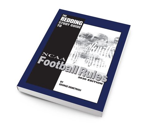 2020 Redding Study Guide To NCAA Football Rules