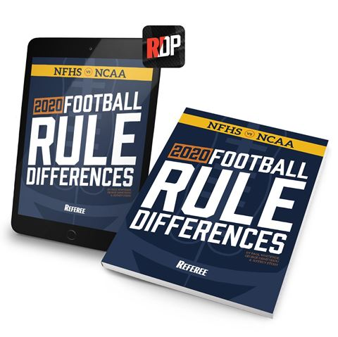 2020 Football Rule Differences