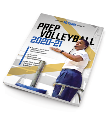 Picture of 2020 Prep Volleyball Annual Edition