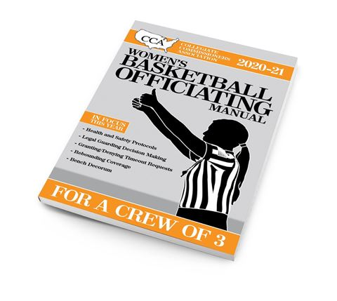 2020-21 Collegiate Women's Basketball Mechanics Manual
