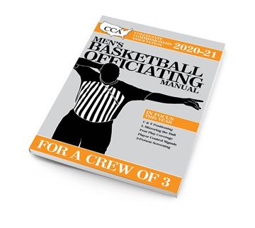 2020-21 Collegiate Men's Basketball Mechanics Manual