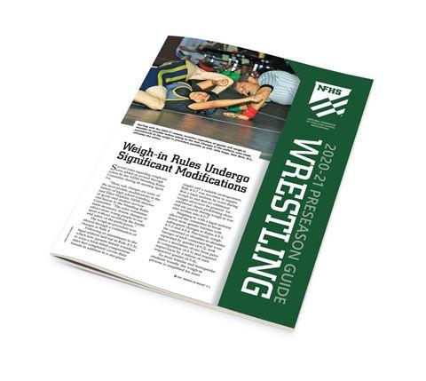 2020-21 NFHS Wrestling Preseason Guide