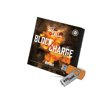 See It. Call It. Block  Charge (A Video Guide- Basketball) - USB Video