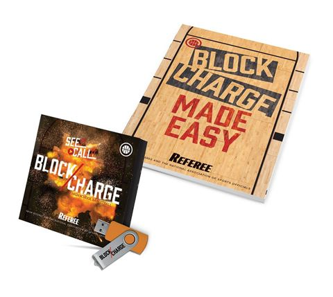 Block Charge Video + Book Package