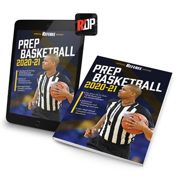 2020-21 Prep Basketball - Referee Special Edition