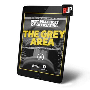 Best Practices of High School Football The Grey Areas