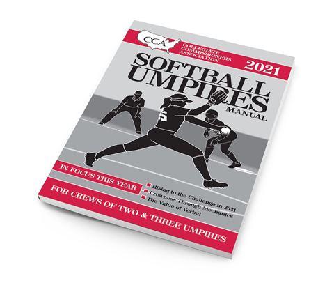 2021 CCA Softball Umpires Manual