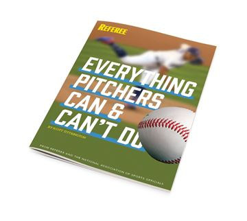 Everything Pitchers Can And Can't Do - Baseball